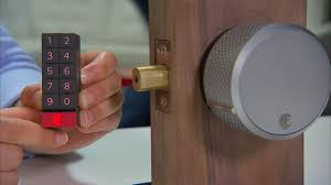 August Smart Lock works with Siri - Video - CNET
