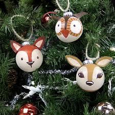 02-2051_3-d-woodland-ornaments