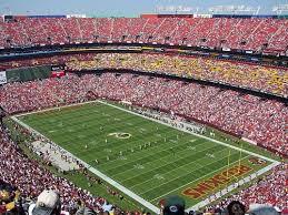 Fedex Field Landover Md Seating Chart Fedex Field Landover Md Redskins Football Redskins