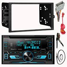 kenwood dpx302u double 2 din cd mp3 car stereo receiver bundle Kenwood Dpx500bt Wiring Harness kenwood dpx302u double 2 din cd mp3 car stereo receiver bundle combo with metra installation kit for car stereo (fits most gm vehicles) wire harness kenwood dpx500bt wiring diagram