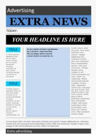 How To Make A Newspaper Template On Microsoft Word Newspaper Template Microsoft Word Newspaper Templates For
