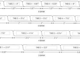 Avery 11901 Template 48 8 Tab Dividers Template Staples Insertable Big Tab