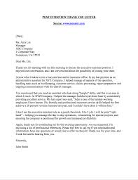 Thank You Letter Sample Business Career Center Smeal College Of