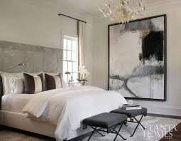 Greek Key Stools, Modern, bed room, Atlanta Houses & Life. Atlanta HousesContemporary  Bedroom ...