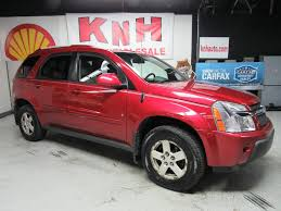 2006 CHEVROLET EQUINOX LT for sale at KNH Auto Sales | Akron, Ohio