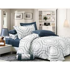 bed cover sets. Fine Cover Pcs Brand Ovonni White Elegant Bed Cover Bedding Sets With