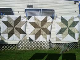 marla'scrafts: Big Star Quilt & There are twelve blocks to this quilt and they are 23