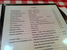 Menupage 2  YelpCountry Style Hungarian Restaurant Menu