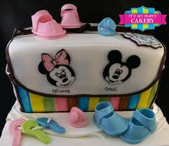 Baby Shower Cakes  Cakes U0026 Pastry Shop  Cocoa Bakery Cafe Baby Mickey Baby Shower Cakes
