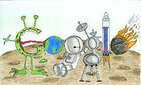 Doodle 4 google, Google doodles ...