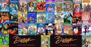 Animation Studios Burbank Animation Studios