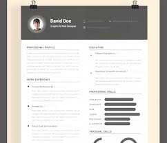 Print Stylish Resume Templates Free Download 40 Best Free Resume ...