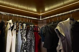 12 photos gallery of led closet rod bar