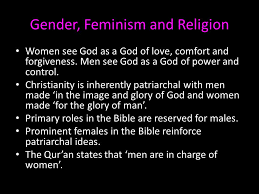 sociology of religion religion as a conservative force gender feminism and religion women see god as a god of love comfort and