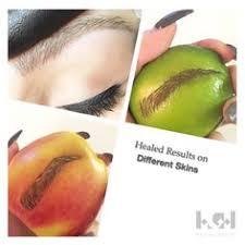 semi permanent makeup haniye ghajar eyelash extensions and eyebrow microblading in victoria bc