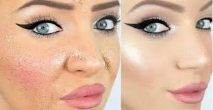 foundation is supposed to make our skin look better so why does it often leave looking