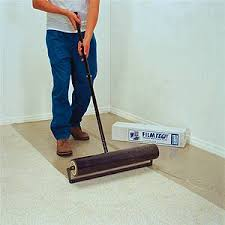 carpet protection film. profilm 36\ carpet protection film