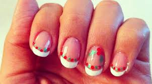Simple And Easy Christmas Nail Art Designs - Best Nails 2018