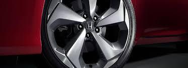 tire pressure for honda