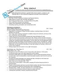 Architecture Resume Cover Letter Example Resume Sample Esthetician
