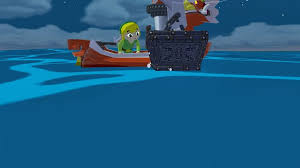 Wind Waker Ghost Ship Chart Treasure Chart Zelda Hd Wallpaper Wallpapers Net