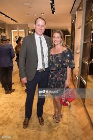 Stephen and Elisa Summers attend the FENDI Dallas Highland Park... News  Photo - Getty Images