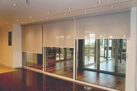 patio door roller blinds. Perfect Blinds Motorised Sliding U0026 French Door Roller Blind For Patio Door Roller Blinds O