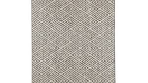 mesmerizing gray sisal rug on diamond ballard designs