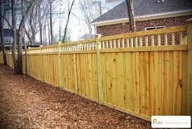 the st george wood privacy fence
