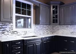 white and black kitchen backsplashes. Plain Kitchen Black And White Backsplash Entrancing Kitchen 2 For Backsplashes S