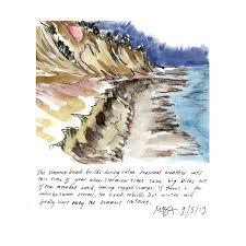 Tide Chart Cape Cod Wellfleet The Wellfleet Beach Scarp The Provincetown Independent