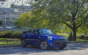 2019 Mini Cooper S Convertible I Dont Want To Be Normal