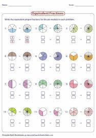 Third Grade Mathematics Chart Csf 3rd Grade Fractions Lessons Tes Teach