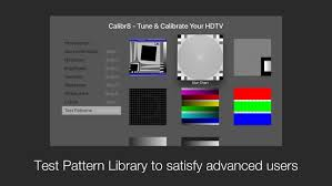 Calibr8 Instructions Professional Grade Calibration Test Patterns To Tune Up Your Hdtv