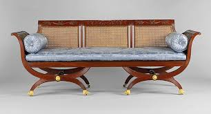 Attributed to Duncan Phyfe Sofa American