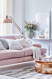 copper and blush home decor ideas
