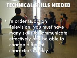 careers assignment by kimberly technical skills needed