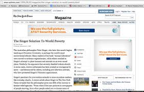 essay on singer solution to world poverty the singer solution to peter singer s solution for world poverty has more philosophical