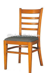 Wooden restaurant chairs for sale used china