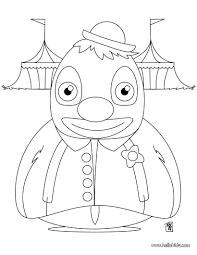 Small Picture Big fat clown coloring pages Hellokidscom
