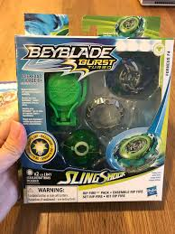 Beyblade Light Up Launcher Beyblade Burst Turbo Slingshock Rip Fire Can Light Up On