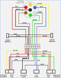 wiring diagram for trailer lights 7 way crayonbox co wiring diagram for trailer lights 7 way typical 7 way trailer wiring diagram, wiring diagram for trailer lights 7 way