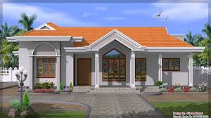 Single Story House Plans Indian Style Youtube