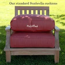 Chaise And Patio Cushions Chair Chaise Lounge Custom Made