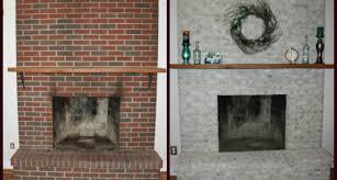 fireplace paint ideas18 Spectacular Brick Fireplace Paint Ideas  DIY Homes Interior