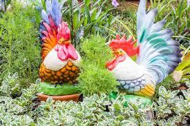 en ceramic for home decoration in the summer garden decorative garden photo by pisittar gmail com