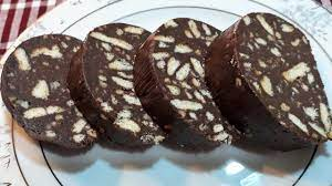 Buz Gibi Mozaik Pasta Tarifi - YouTube