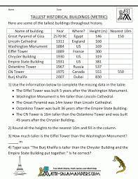 Third Grade Division Worksheet Math Worksheets Rounding Numbers ...