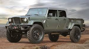 2018 jeep events. simple 2018 2018 jeep wrangler pickup revealed to jeep events a