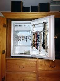 Mini Fridge Cabinet Refrigerator Surround Building In Small  Diy  Depth57